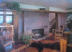 Alvin Miller House, Charles City Iowa. FLW Usonian. 1946