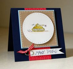 LSC219 tanks by tankgrl - Cards and Paper Crafts at Splitcoaststampers