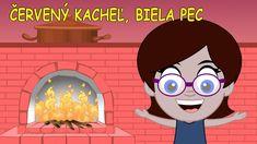 Červený kacheľ biela pec + 7 pesničiek | Zbierka | Slovenské detské pesn... Preschool, Family Guy, Guys, Youtube, Folk, Fictional Characters, Popular, Kid Garden, Forks