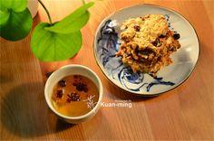 【差不多食譜】手工燕麥餅乾 Oatmeal Cookies