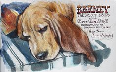 Gurney Journey: Barney the Basset