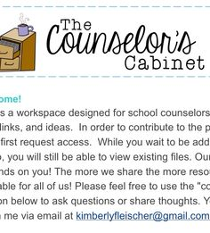 Counselor Disclosure Statement