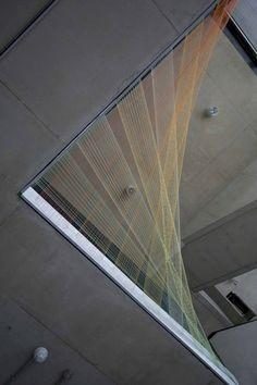 Art Installation Kia Utzon-Frank [photo by Thomas Adank]