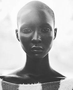 #Africa you are Gorgeous, hands down.  ______________________________________________ #melanin #blackisbeautiful #africanbeauty #blackwomen #essence