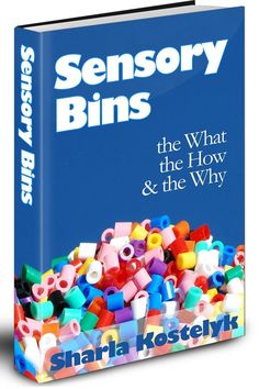 SENSORY BINS: The What, The How and the Why. Idea lists, storage and money saving tips, information on using sensory bins with Sensory Processing Disorder, and helpful recipes. (AD)