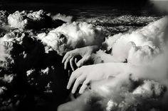 Eerily Dreamy Double Exposure Photography // Alison Scarpulla