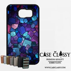 abstract box cube Samsung Galaxy S6 Edge Case CaseClassy