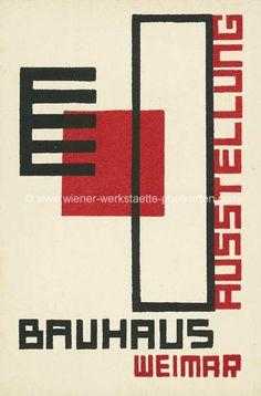 Kurt Schmidt (German, - Bauhaus Ausstellung Weimar - 1923 - Lithograph - MoMA di New York Art Bauhaus, Design Bauhaus, Bauhaus Logo, Bauhaus Style, Poster Design, Book Design, Moma, Graphic Design Typography, Graphic Design Illustration