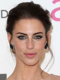 Kohl-Rimmed Eyes - Jessica Lowndes switched up the style slightly to extend her liner out to a wing, giving her a feline-esque finish http://primped.ninemsn.com.au/galleries/makeup-galleries/celebrity-makeup-look-we-love-kohl-rimmed-eyes?image=2