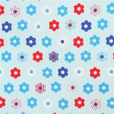 http://www.kawaiifabric.com/en/p11946-light-blue-Lecien-oxford-fabric-cute-red-blue-flower.html