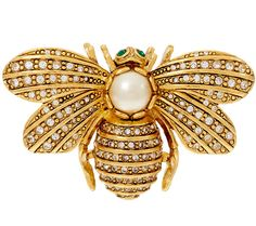 Joan Rivers Forever in Our Memory Bee Pin