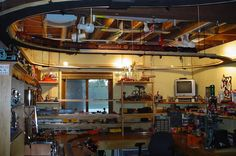 home workshop | ... it s place and i can usually find it my man cave home within my home