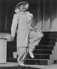 Cab Calloway in Zoot Suit Trousers, 1940s (14)