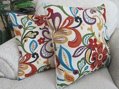 Decorative Throw Pillow Cover Cushion Cover by asmushomeinteriors, $54.95