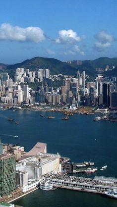 Victoria-Harbour-Hong-Kong-China