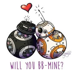 BB-9E and BB8