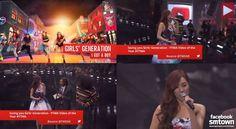 SNSD Tiffany Youtube Music Awards 2013