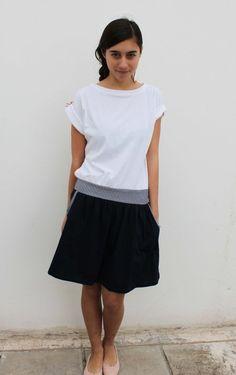 Stretchkleider - Kleid Marina - ein Designerstück von Shoko bei DaWanda 4110374a51