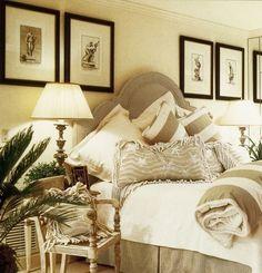 William R. Eubanks » Interior Design and Antiques » Exquisite Spaces » Bedrooms