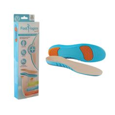 Footlogics Sensi. Speciaal voor mensen met zeer gevoelige voeten, arthritis en diabetes.