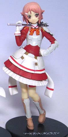 http://dgtl.ly/113nHW9 - Sword Art Online SAO PVC Figure 02 Lizbeth  Archonia.com is an online shop and source of information for anime and manga