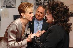 Neil Sedaka with wife Leba and Miss Connie Francis