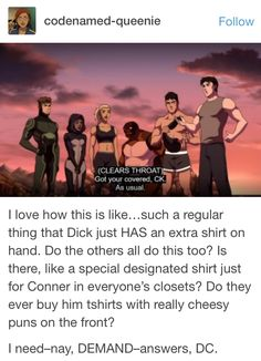 Young Justice League, Young Justice Funny, Artemis Young Justice, Young Justice Season 3, Young Justice Robin, Nightwing, Batwoman, Superhero Memes, Dc Memes