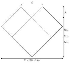 Pattern Poncho Pattern