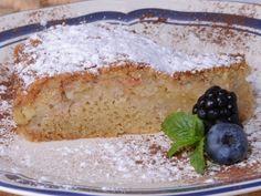 Receta | Tarta sueca de manzana - canalcocina.es