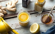 Boost Your Energy And Immunity With An Easy Ginger-Turmeric Shot