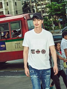 Lee Dong Wook Confirmed for Goblin with Gong Yoo and in Latest Singles Spread Looking Coolly Disreputable | A Koala's Playground