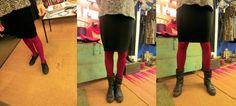 Anna Povo basic black skirt