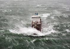 63771 Ocean Fishing Boats, Sea State, Big Sea, Riders On The Storm, Rough Seas, Stormy Sea, Seafarer, Tug Boats, Big Waves