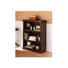 Better Homes And Gardens Ashwood Road 3 Shelf Bookcase. S..