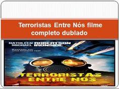 Terroristas Entre Nós - filme completo dublado