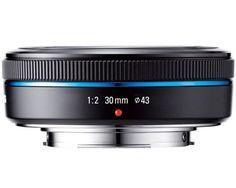 Samsung NX 30/2.0 pancake lens