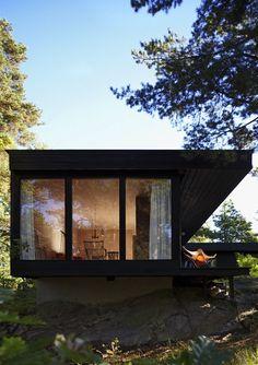 Summerhouse by Architect Irene Sævik