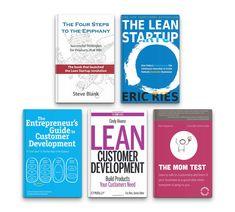 Customer Development Bookshelf: Books about CustDev Product Development, Epiphany, Management, Product Launch, Business, Books, Libros, Product Engineering, Book