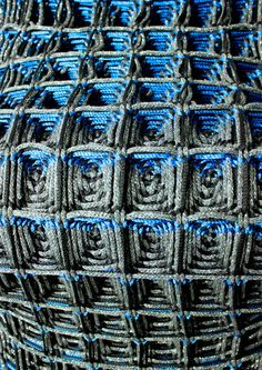 Weaving Textiles, Weaving Art, Loom Weaving, Textile Texture, Textile Art, Fabric Manipulation, String Art, Textures Patterns, Weaving