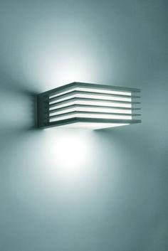 Venkovní svítidlo PHILIPS 17182/93/16 (Shades) | Uni-Svitidla.cz Moderní nástěnné svítidlo vhodné jako osvětlení venkovních prostor #outdoor, #light, #wall, #front_doors, #style, #modern