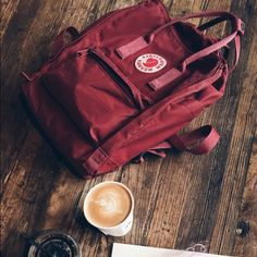 Fjallraven Kanken Maroon Backpack Lightly used. Sold out everywhere! Accessories