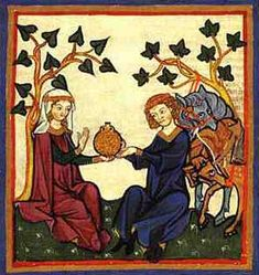 French History, Literature and Thought Before 1300 : Bibliography - roman breton Medieval Manuscript, Medieval Art, Illuminated Manuscript, Tristan Et Iseult, Tristan Und Isolde, Renaissance, Historical Women, People Of Interest, English Royalty