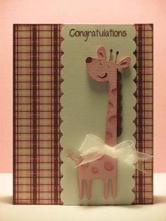 Create a Critter - Giraffe