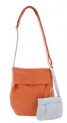 zwei Mademoiselle M10 Shopper Umhängetasche 31 cm, orange - http://on-line-kaufen.de/zwei/orange-zwei-mademoiselle-m10-shopper-31-cm