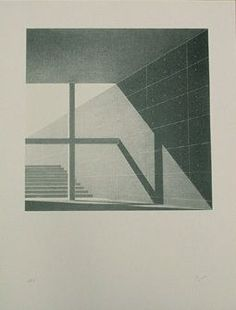 tadao ando | drawing: