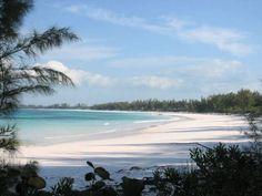 Eleuthera Island, Bahamas - I took the exact same picture when Joe and I were there. Weird!