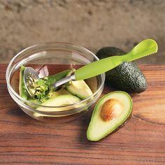 Four-in-One Avocado Tool #williamssonoma