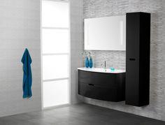 Scanbad, Limbo 120x48 cm med spejl kampagne pris kr. 9.499:- ( excl. højskab ) Normal pris kr. 12.220:-  Kampange prisen gælder frem til 30/6-2014