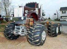 Monster Trucking #Truck #lift #Monster  www.crcint.com