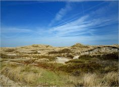 dunes at the Northsea